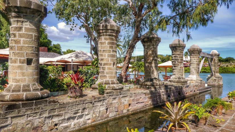 When thinking of What to do in Antigua, don't forget to visit the incredible site of Nelsons Dockyard