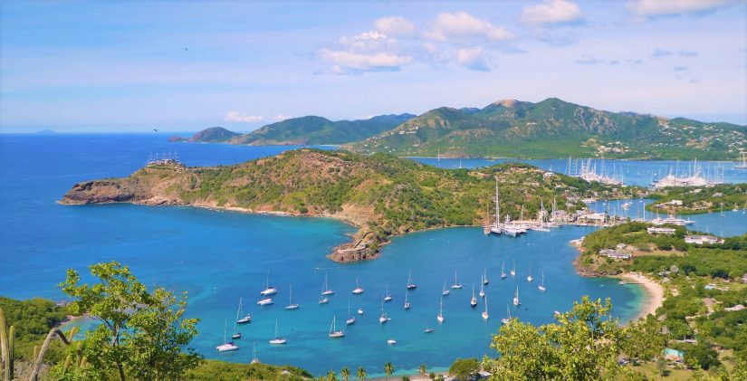 The top Things to do in Antigua includes the walk to Shirley Heights, featuring panoramic views of this Caribbean island