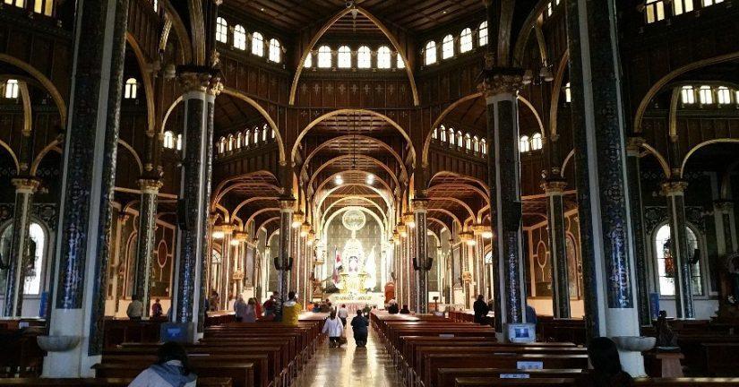Basilica de Nuestra Senora de Los Angeles is one of the best costa rica destinations to visit.