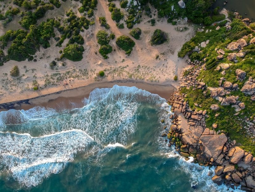 Indulge in the captivating golden sands and turquoise waters one some of the best south of France beaches