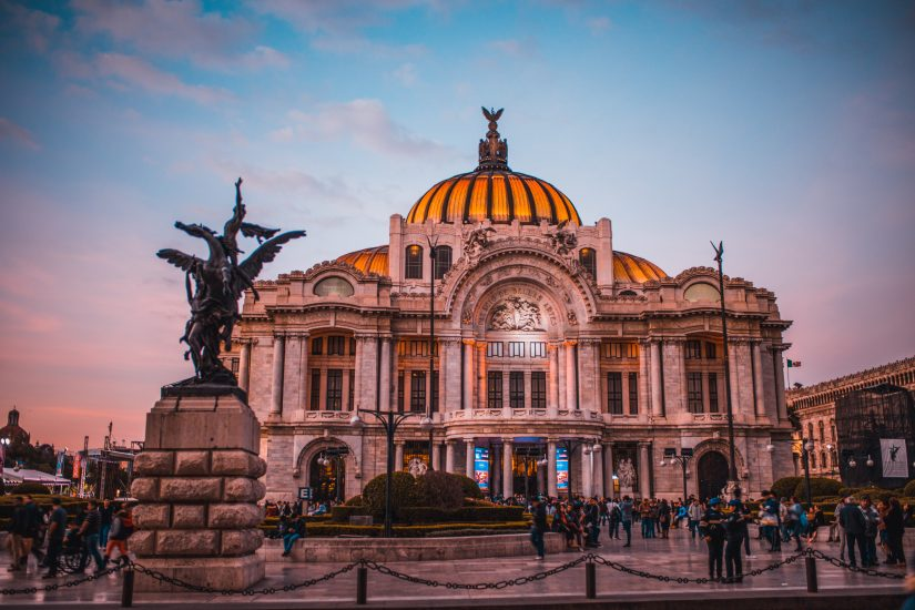 Mexico City is one of the safest places in mexico for you and your loved ones.