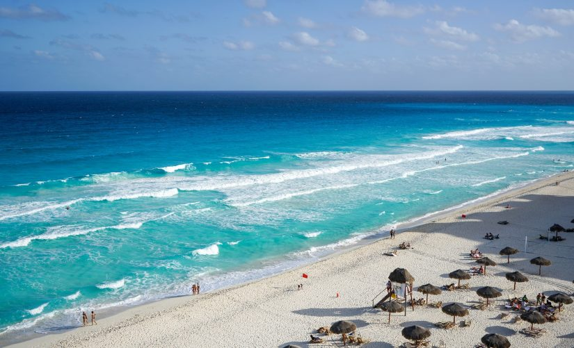 Lined in with some of the safest resorts in mexico, Cancun offers incredible views and sugar-fine beaches to enjoy