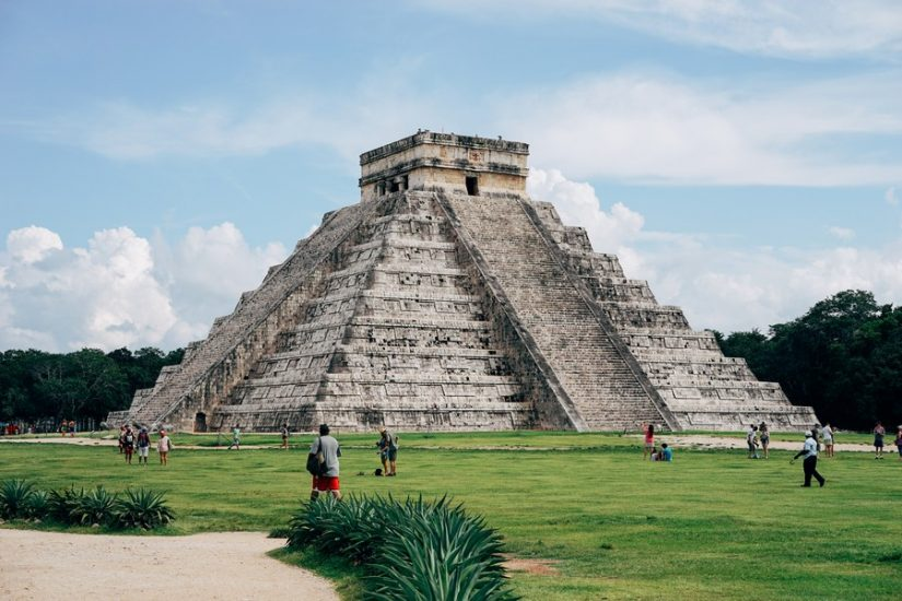 Explore the safest places to visit in mexico such as the inspiring UNESCO protected site of Chichen Itza