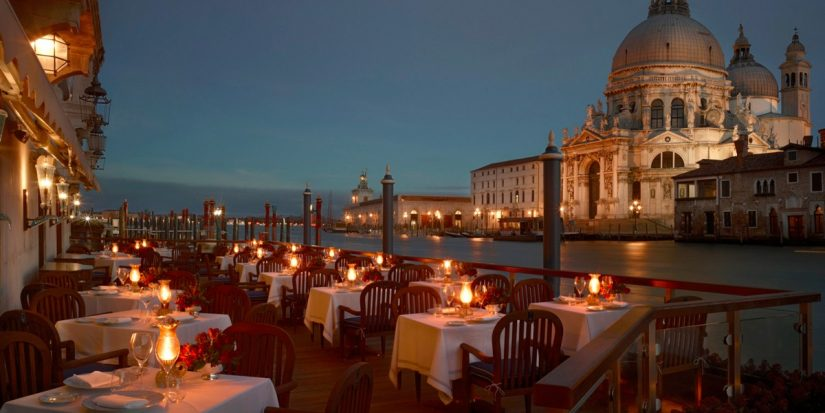 Club Del Doge is considered one of the best fine-dining Venetian Restaurants in Venice Italy
