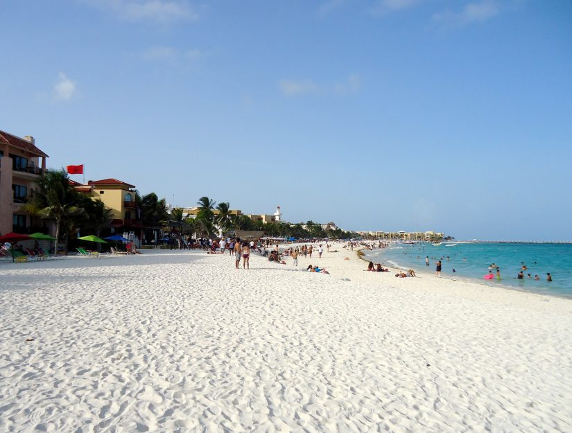 Playa Del Carmen is one of the best beaches and best places to vacation in Mexico during your next vacation
