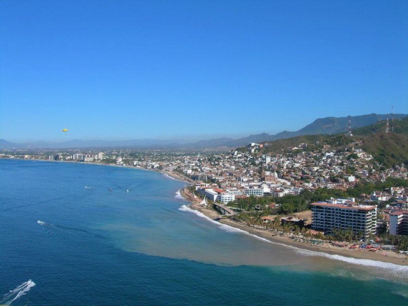 The City of Puerto Vallarta is one of the best vacation spots in mexico for is glistening views and exciting activities