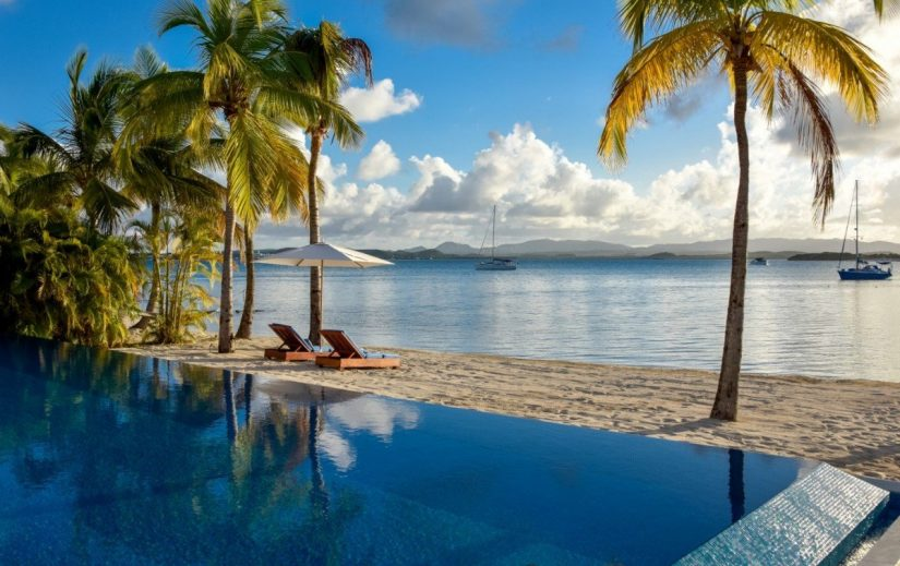 Antigua offers many of the top honeymoon destinations, overlooking the azure sea and sugar-fine white sandy beaches