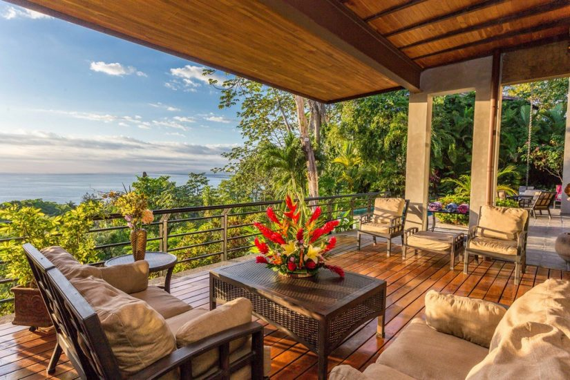 Explore the lush landscape of Costa Rica on you next winter vacation