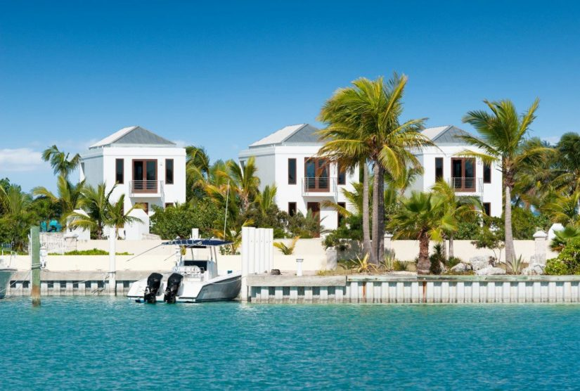 Enjoy these incredible winter vacation ideas overlooking the Caribbean Sea