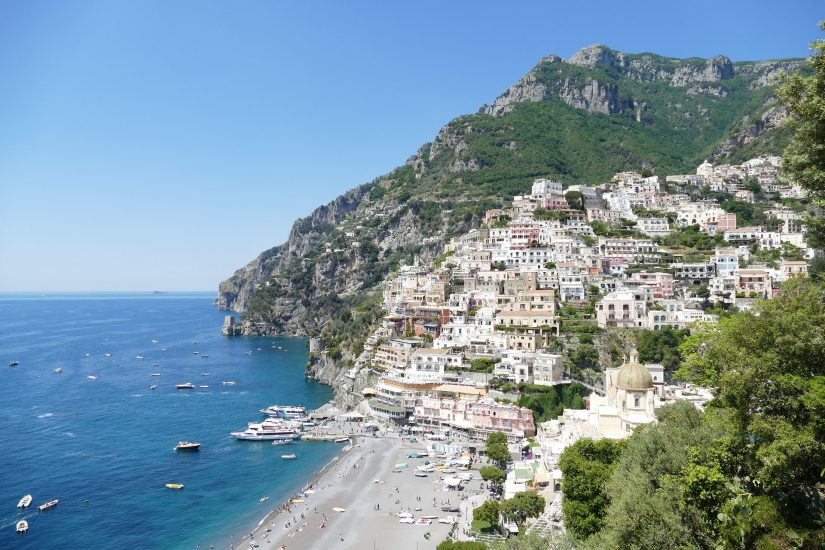 Positano is another must see bucket list travel destination