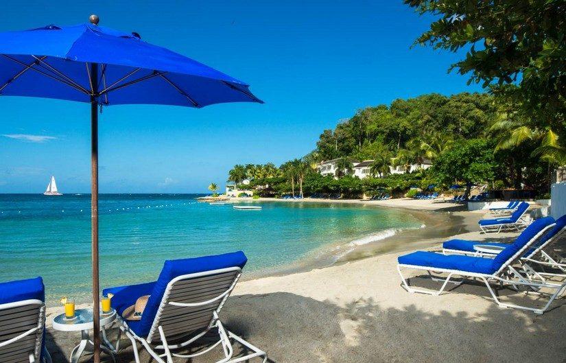 beach at round hill jamaica resort