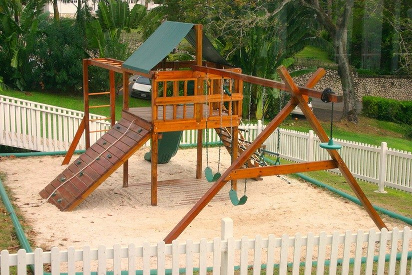 kids play area jamaica resort tryall