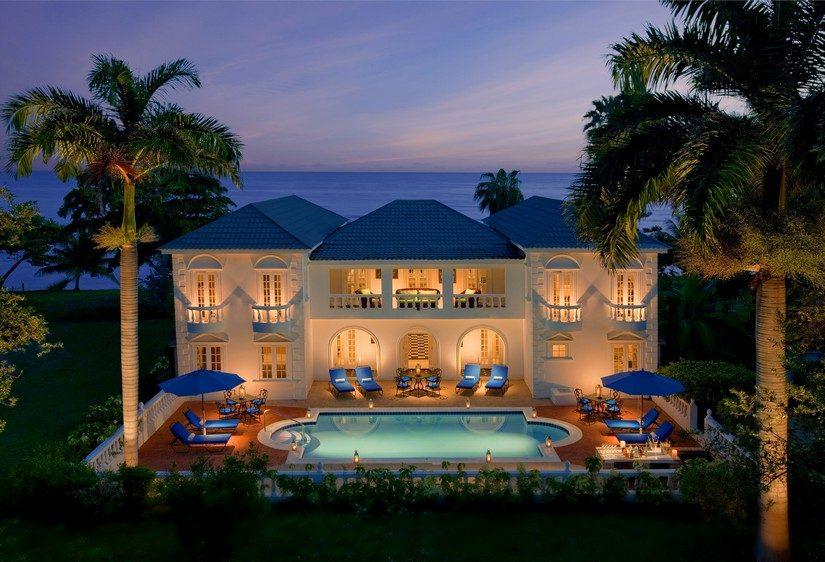 villas at half moon jamaica resort