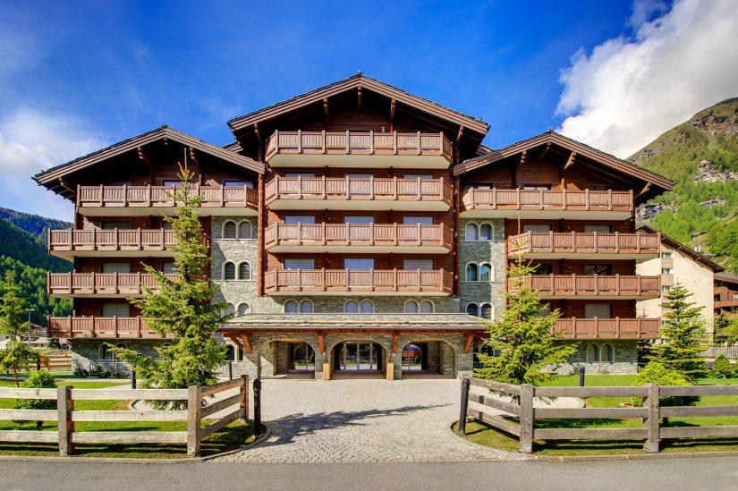 Whymper Residence Zermatt