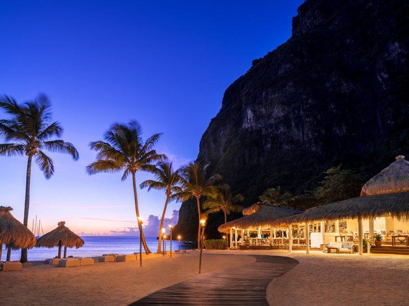 Bayside at Sugar Beach St Lucia Resort
