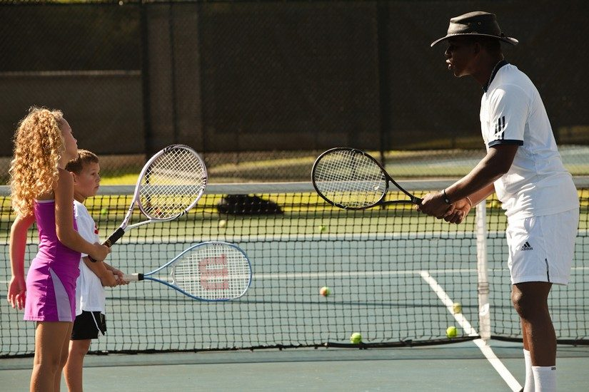 tennis at the landings in st lucia
