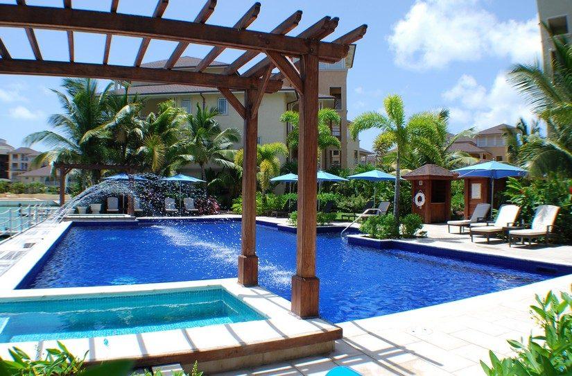 The Landings resort St Lucia