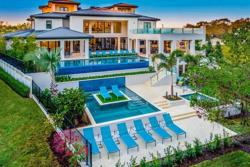 Villa Isole at Reunion Resort