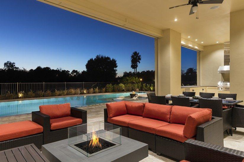 private villa at encore resort in Orlando