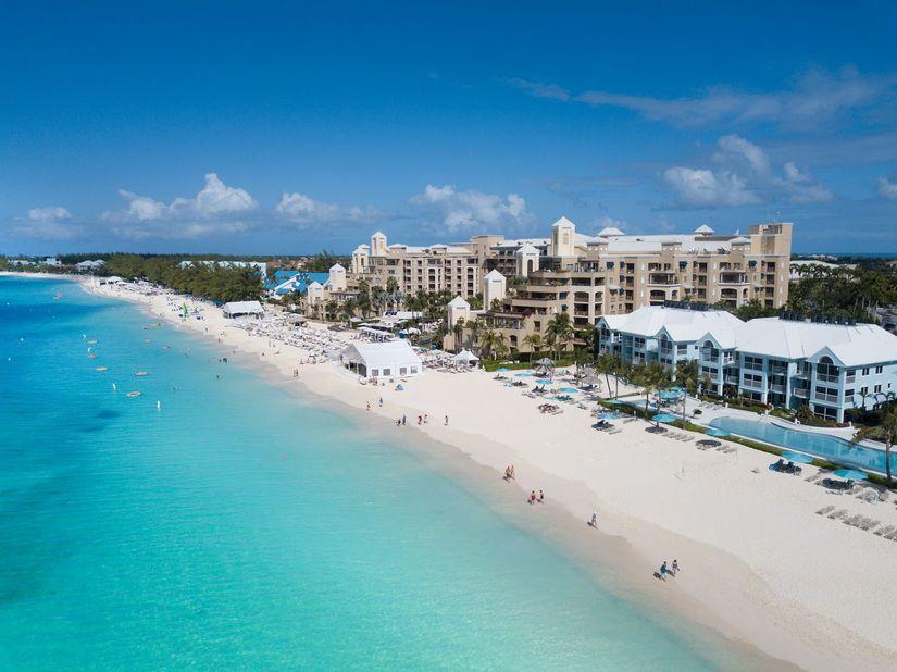 The Ritz Carlton Resort in Grand Cayman