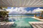 Sea horse at Jumby Bay.  One of the finest Antigua luxury Villas