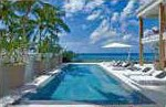 The pool at The Dream, in The Garden, St James, Barbados.