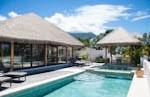 Paradise Beach villa at Pinney's beach in Nevis.