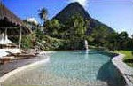 Belle Helene is arguably one of the most dramatically situated of our St lucia Villas.  This 11 bedroom mansion near Sugar Beach resort is positioned comfortably within sight of the Pitons