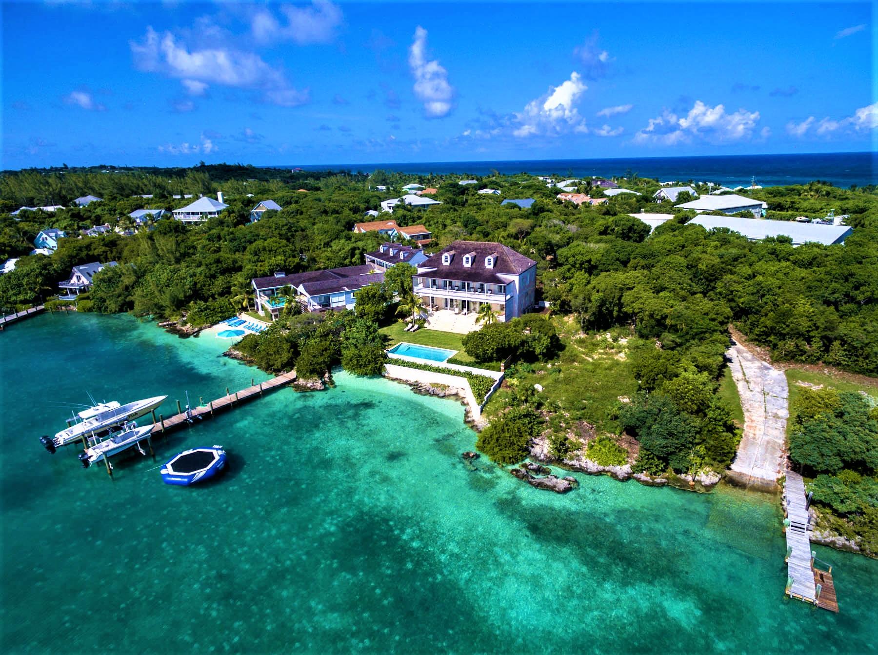 Windwhistle Villa Harbour Island