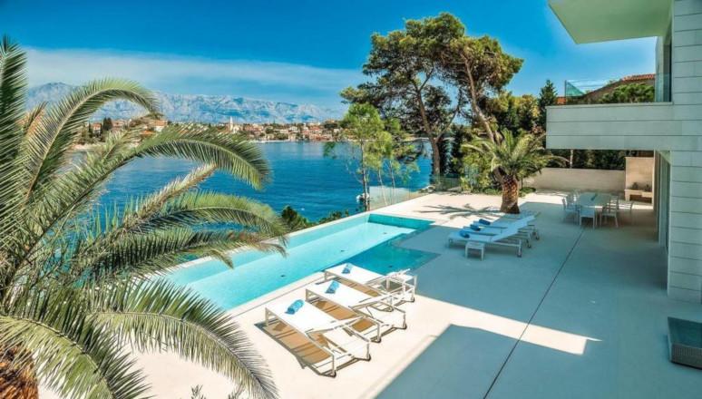 Villa Milla Brac Croatia