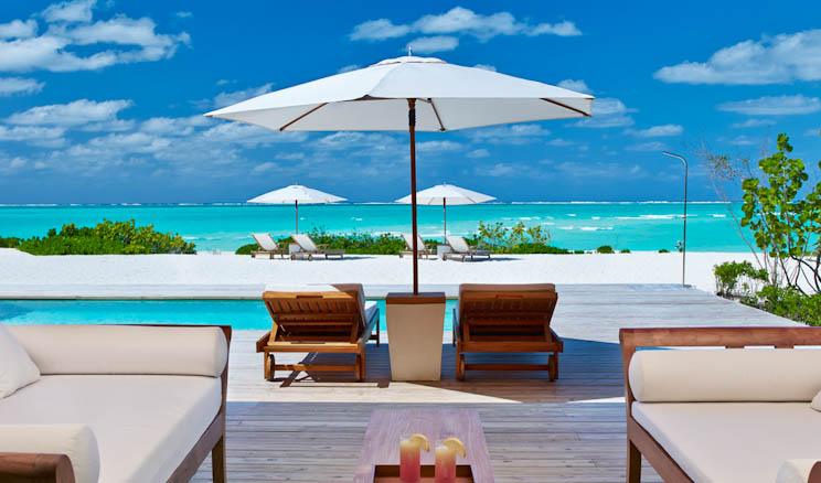 turks and caicos villas - luxury villa vacation rentals