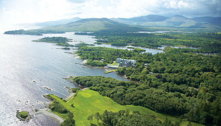 Parknasilla Hotel and Resort, Co.Kerry