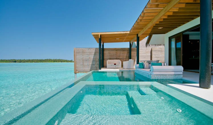 Deluxe Water Studio Villa with Pool - Niyama