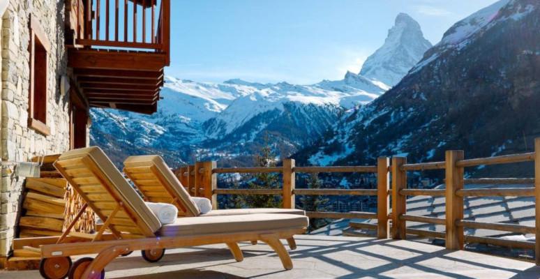 Chalet Maurice - Switzerland