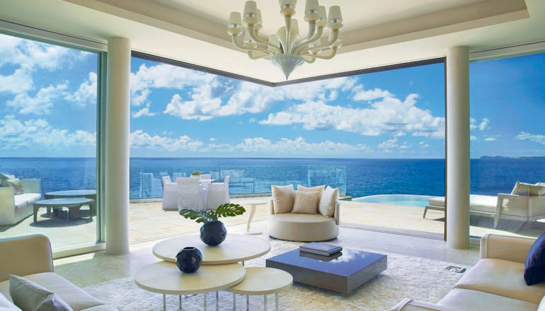 The Cliff - Penthouse Suite - Virgin Gorda