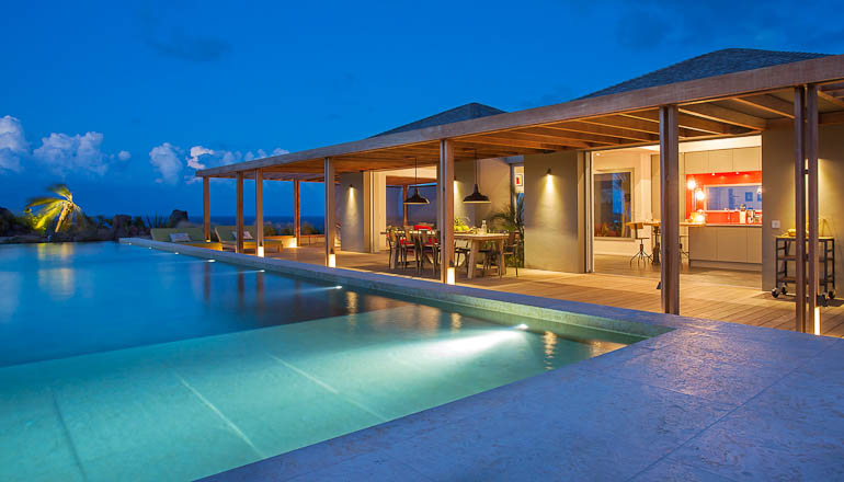 Villa Imagine, St Barts