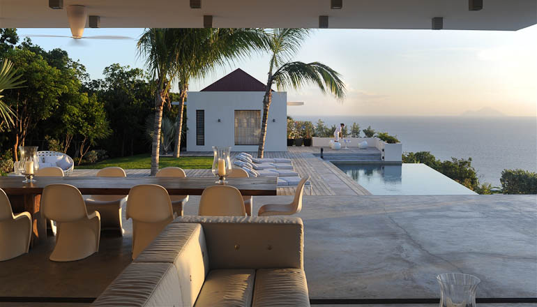 st barts villas - vacation rentals in st. barths
