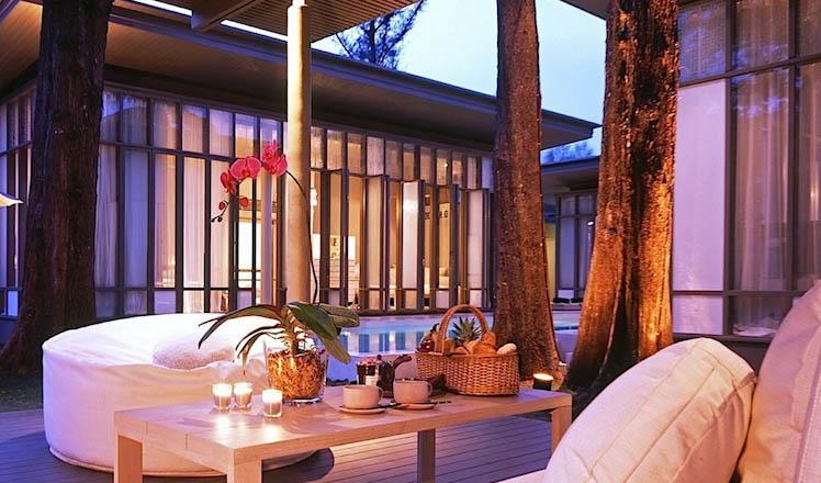 Villas in Phuket Thailand