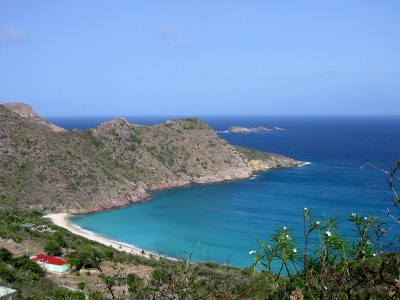 Beaches in St Barths