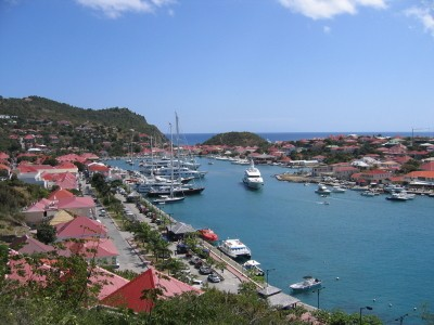 Picture of Gustavia, capital of St Barths