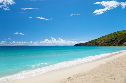 Saline Beach in St Barths