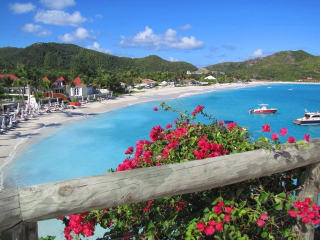 Beach Vacation in St Barths