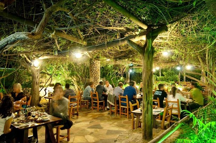 Ca Na Ribes Restaurant in Ibiza