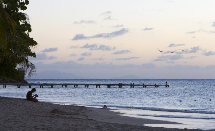 Antigua has many fine beaches