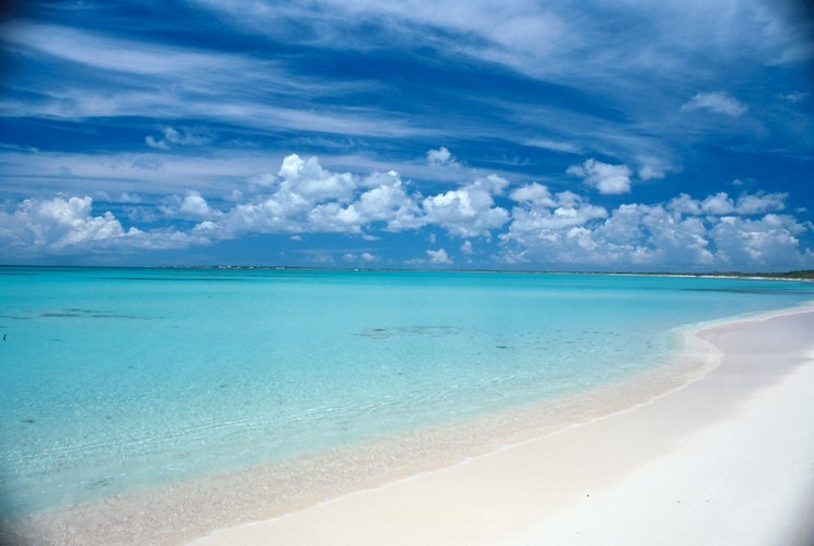 Visit Antigua for it's beautiful sandy beaches