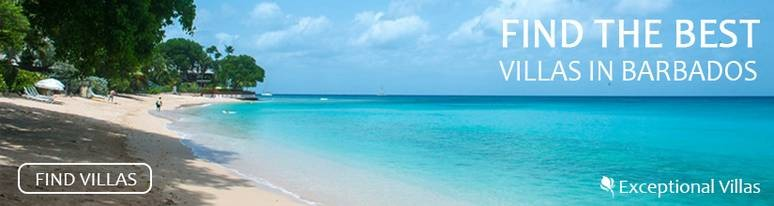 Find the best villas in barbados