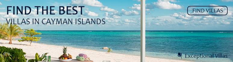Find the best villas in the Cayman ISlands