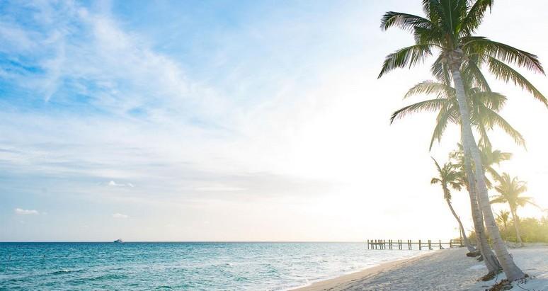 Bahamas Paradise Beach