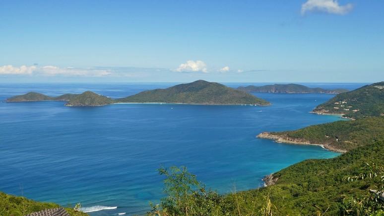 The Island of Tortola