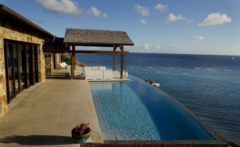 Water Edge Ridge villa at Oil Nut Bay Virgin Gorda